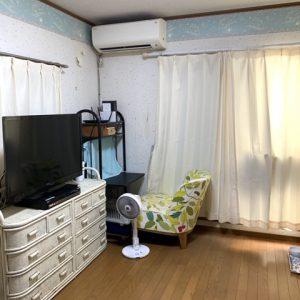 2階 南西側 居室(子供部屋)