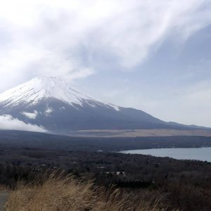 山中湖パノラマ台からの展望(現地より約1200m)(周辺)