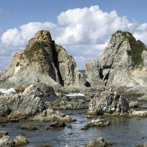 夫婦岩(周辺)