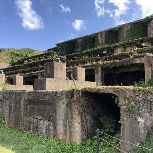 北沢浮遊選鉱場跡(周辺)