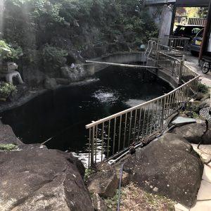 池(敷地内)